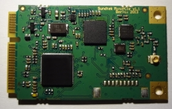 Sundtek MediaTV MiniPCIe II (DVB-C/T/T2, FM, AnalogTV)